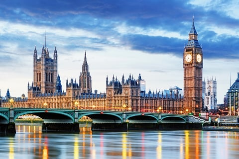 Image of London Parliament