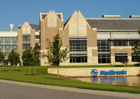 Medtronic to pay $51M to settle DOJ claims against its