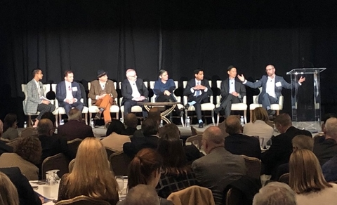 FierceBiotech breakfast at J.P. Morgan Healthcare Conference 2019