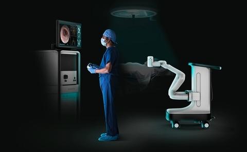 Auris Health Surgical Robot