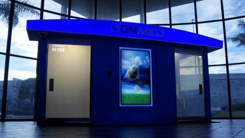 Startup unveils telemedicine kiosk with automated pharmacy