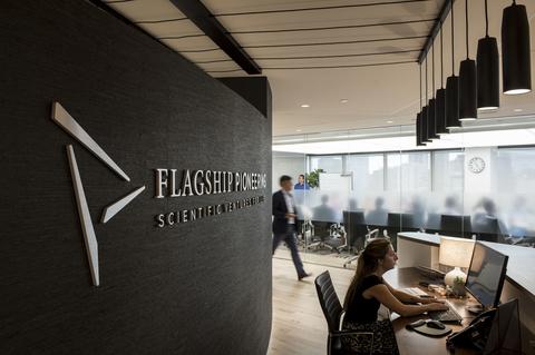 Flagship Pioneering office