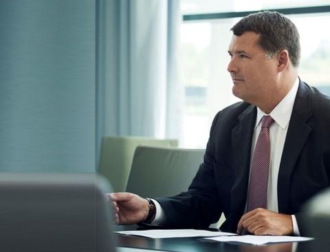 Ipsen CEO David Meek