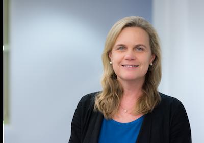 Headshot of Marion Dorsch, Blueprint Medicines CSO