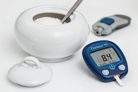 Diabetes blood sugar testing