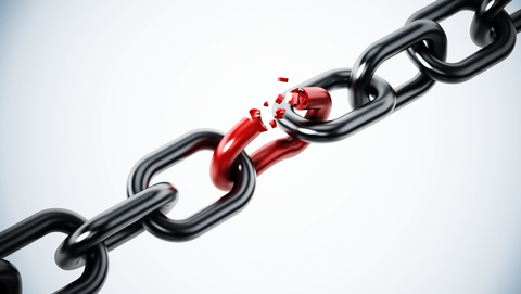 A scathing report into dozens of highly hyped blockchain projects found little evidence of success (Image adventtr / iStockPhoto)