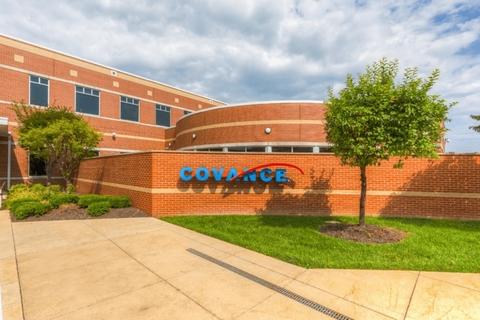 Covance Evansville lab