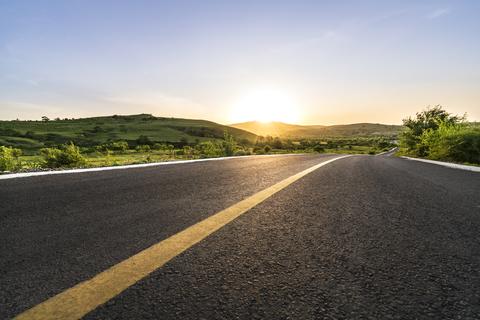 Roadtrip Sunrise