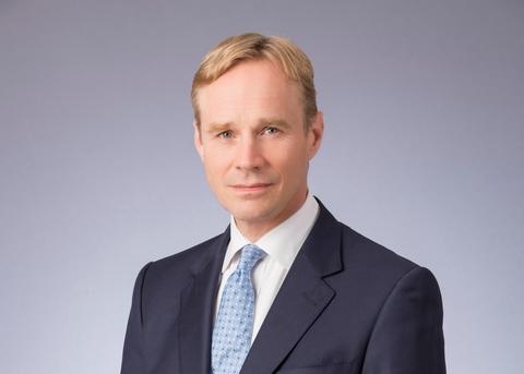 Chi-Med CEO Christian Hogg