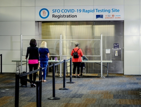 United Airlines To Launch Rapid Covid 19 Testing Program For Travelers From San Francisco To Hawaii Abc13 Houston