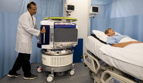Hyperfine Portable MRI