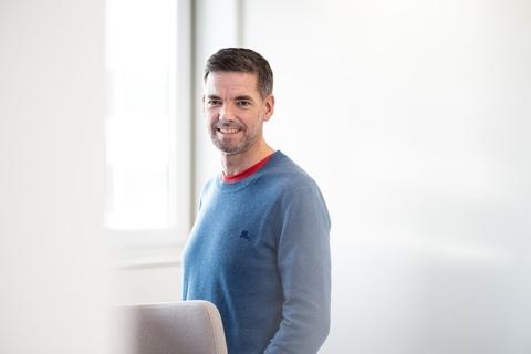 Monte Rosa Therapeutics CEO Markus Warmuth