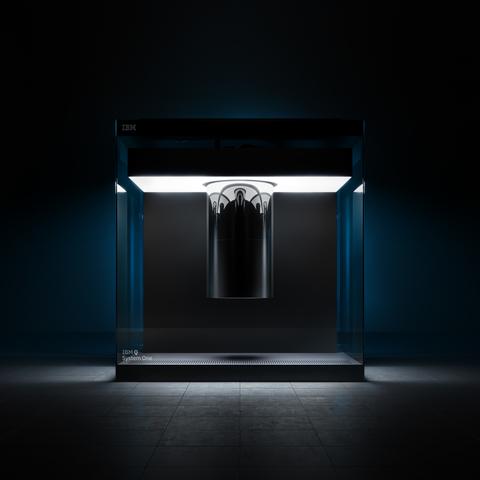 IBM's quantum computing system