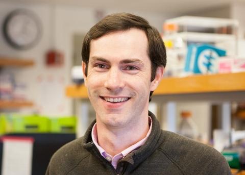 Icosavax co-founder Neil King