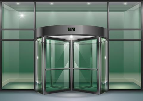 generic revolving door