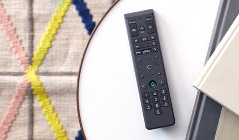 Comcast X1 Voice Remote