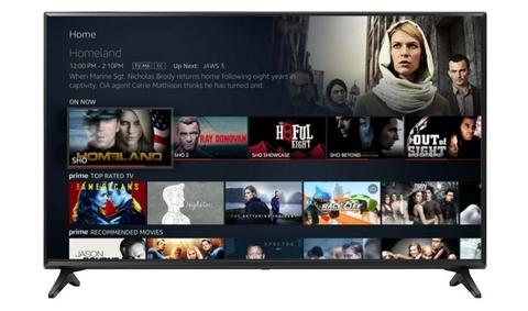 Amazon live TV