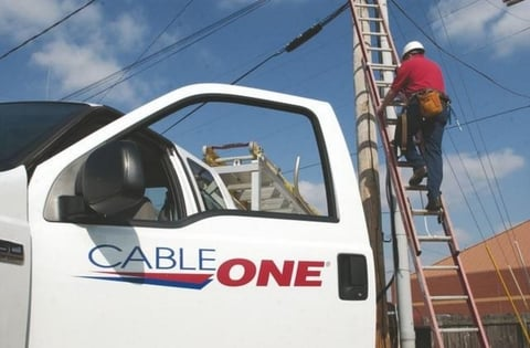 Cable One installer