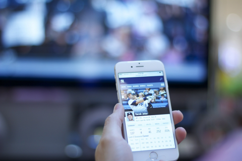 Streaming video on a mobile device