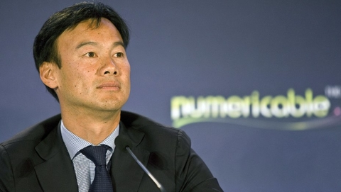 Altice USA CEO Dexter Goei