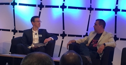 T-Mobile's Jeff Binder at the 2018 Pay TV Show