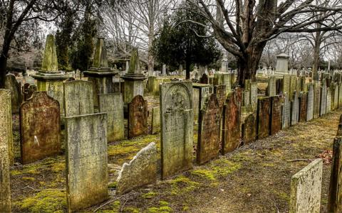 Graveyard (Image: Pixabay / darksouls1)