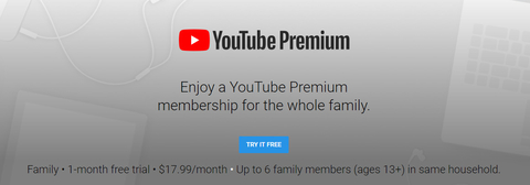 YouTube Premium arrives to take on Hulu and Spotify  bff2ce002