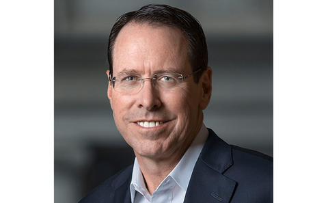 AT&T ATT CEO Randall Stephenson (AT&T)