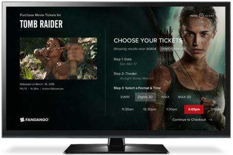 Hulu T-comm ad