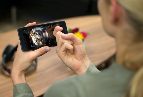 STMicro, Qeexo's FingerSense technology