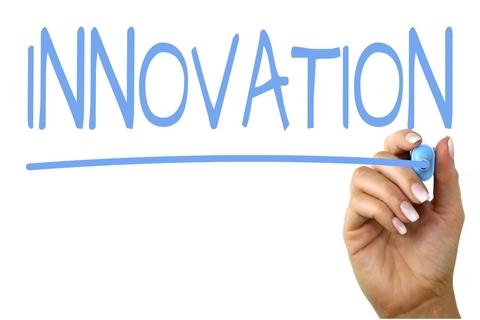 Innovation handwriting image