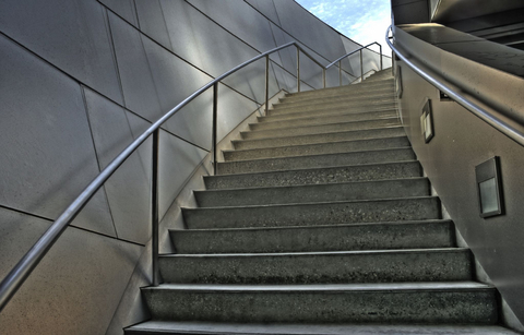 stairs outside