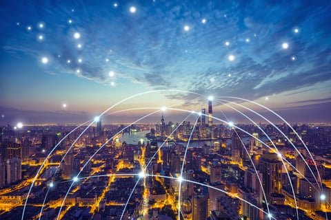 Chinese businesses' major investments in big data are putting the nation at the forefront of opportunities in AI (image Easyturn / iStockPhoto)