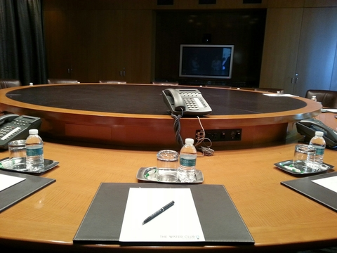 Borgata Meeting Room