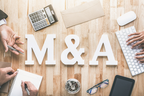 Mergers and acquisitions deals consolidation