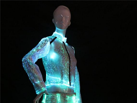 Developers are enhancing regular clothing with conductive textiles to create a 'wireless body sensor network'