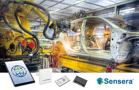 Arrow Electronics has agreed to distribute Sensera's full line of IoT sensors for proximity detection and tracking.