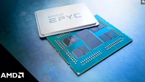 AMD takes aim at server CPU giant Intel with 7nm Rome chip