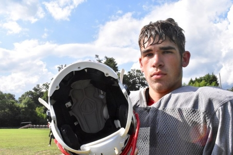 football helmet sensor