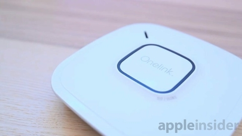 Apple One Link Smoke and CO alarm
