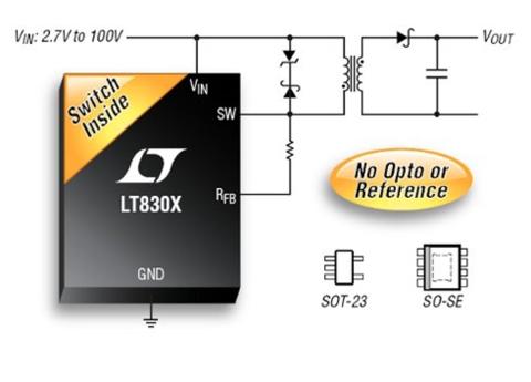 Linear Technology LT8300