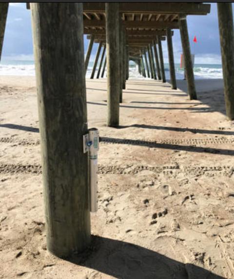 USGS installing storm tide sensors