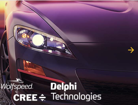 Cree, Delphi team on silicon carbide