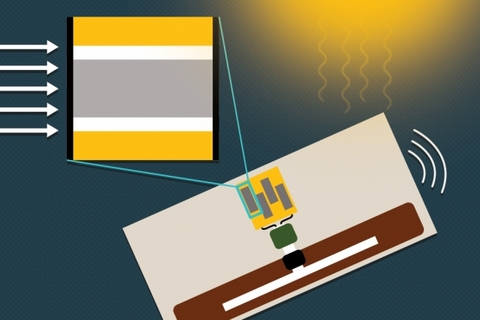 MIT develops photovoltaic sensors for IoT