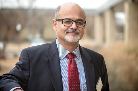 University of Texas at Arlington engineering professor Panos Shiakolas
