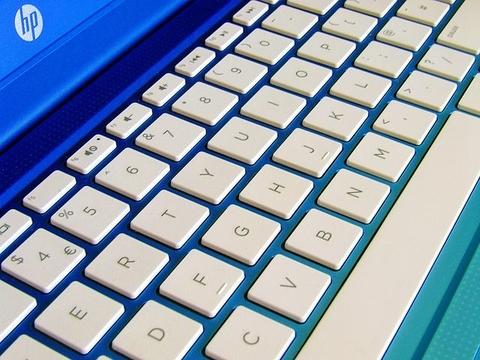 Hewlett Packard computer