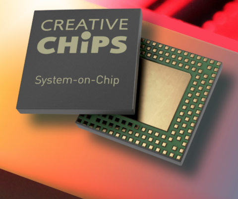 Dialog Semi acquires Creative Chips