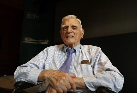 Nobel Prize for chemistry winner John Goodenough