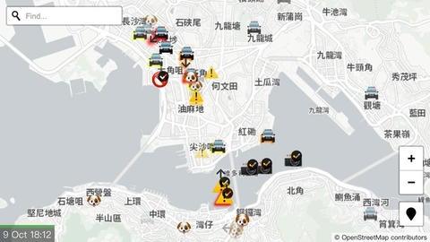Apple pulls Hong Kong protest app