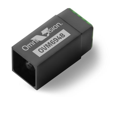 Tiny camera module fits catheters, endoscopes